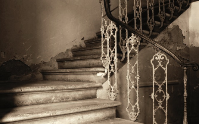 Photo Cage d_escalier